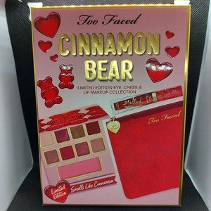 Too Faced Cinnamon Bear Makeup Set
